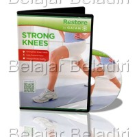 DVD Senam Strong Knees-Chantal Donnelly