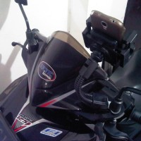 harga Holder Hp Gps Spion Motor / Universal Mount Holder / Braket Dudukan Hp Tokopedia.com