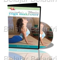 DVD Senam 20 Minute Yoga Makeover-Weight Loss Sara Ivanhoe