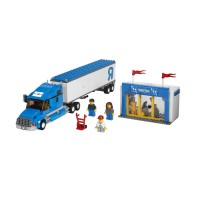 Lego 7848 Toys R Us City Truck