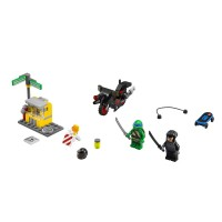 Lego 79118 Karai Bike Escape