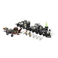 Lego 9467 The Ghost train