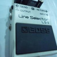 Pedal Line Selector BOSS LS-2