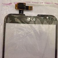 Touchscreen Lg Optimus G Pro E988 Blckwhite