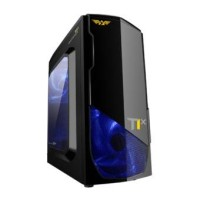 CASING GAMING ARMAGGEDDON T1X - BLACK