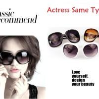 Kacamata Aviator Warna Sunglass Popular Actress Sunglasses G02