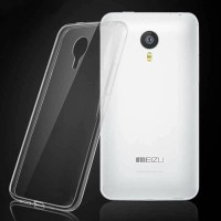Meizu Mx4 Hard Transparant Case