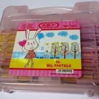 harga Crayon / Krayon / Oil Pastel 36 warna Tokopedia.com