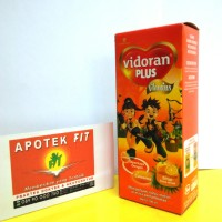 Vidoran Plus Syrup 100 ml