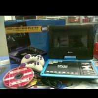 GMC Portable DVD Player