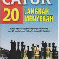 Buku Catur 20 Langkah Menyerah