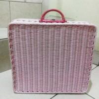 harga Rattan Suitcase Jumbo / Koper Rotan Besar Tokopedia.com