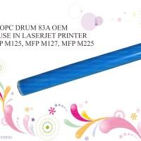 harga Opc Drum 83a Oem For Use In Laserjet Printer Pro Mfp M125, Mfp M127 Tokopedia.com