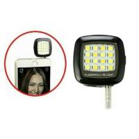 Lampu selfie kamera flash n fill in light
