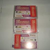 Kartu Fisik Matrix Garuda Paket Nusantara (Free 12 Channel 1 Tahun)