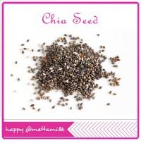 harga Chia Seed 1 Kg Mettamilk Tokopedia.com