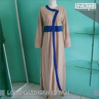 harga Long Cardi / Blazer Fashion / Cardigan Gamis Panjang   Linespal Tokopedia.com