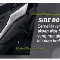 harga Side Body Garnish New Vario 125/150 Tokopedia.com