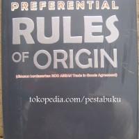 harga Preferential Rules Of Origin Tokopedia.com