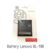 Baterai Lenovo Bl-198 S880 / K860 / S920 / A850