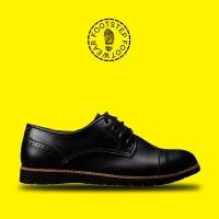 harga Sepatu Boot Pria Footstep Pedro Black - Footstep Footwear Tokopedia.com