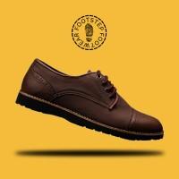 harga Sepatu Boot Pria Footstep Pedro Darkbrown - Footstep Footwear Tokopedia.com