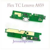 Flexible Dock Charger Connector Mic Antenna Lenovo A859