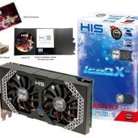 VGA HIS AMD RADEON R7 260X ICEQ X2 2G D5