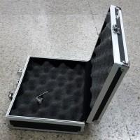 harga Koper alumunium hitam / box alumunium ukuran 22 x 17 x 7cm Tokopedia.com