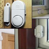 GEMBOK KUNCI ALARM PINTU JENDELA ANTI MALING / DOOR WINDOW ENTRY ALARM