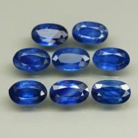 harga 2.46CT.100%NATURAL BLUE SAPPHIRE CEYLON OVAL FACET 5X3MM.8PCS. Tokopedia.com