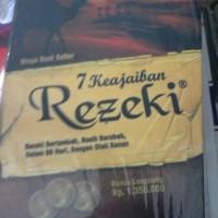 harga 7 keajaiban Rezeki by ipho s +CD Tokopedia.com