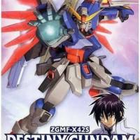No Grade (NG) 1/100 Destiny Gundam