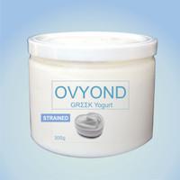 OVYOND (strained) Greek Yogurt 300gram