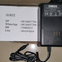 harga Adaptor Original Yamaha PA-6 Tokopedia.com