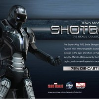 harga 1/12 Shotgun by Comicave ( Super-alloy ) Tokopedia.com