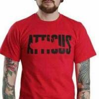 harga T-shirt/kaos Atticus Tokopedia.com