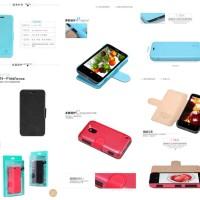 Nillkin Leather Case Nokia Lumia 620