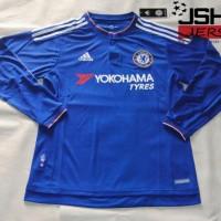 Jersey Chelsea Home 2015/16 - Lengan Panjang