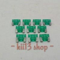 Fuse Sekring Dx Super Mini Low Profile 30A