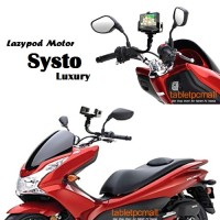 Lazypod Motor Systo Luxury for Smartphone GPS Universal