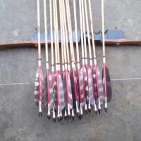 harga 1 Paket Panah (busur Panah Dan 16 Anak Panah) Tradisional Tokopedia.com