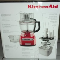 Kitchen Aid Food Processor type KFP1333 13 cup / 3.0 liter