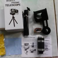 harga Mobile Phone Telescope Minipod Tripod Tongsis Teleskop Tokopedia.com