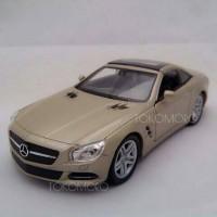 harga diecast miniatur mobil mercedes benz sl500 tokomoro jual Tokopedia.com
