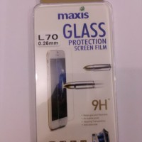 tempered glass LG L70 antigores kaca uniq maxis
