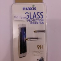 Tempered Glass Oppo Find 5 (x909) Antigores Kaca Uniq Maxis