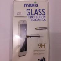 tempered glass Blackberry Z10 antigores kaca Uniq maxis