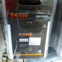 Baterai Evercoss Cross A66a Elevate Y Original 100% Slim 1800mah