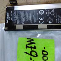 Baterai Nokia BP-6EW For Lumia 900 Original Not Removable Tanam